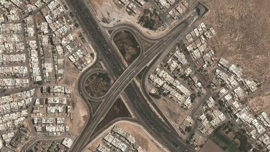 Photo of پاورپوینت سازمان فضایی شهری