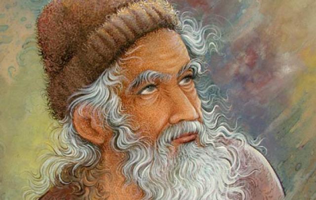 پاورپوینت زندگینامه باباطاهر همدانی