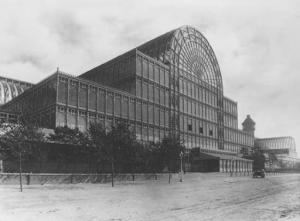 پاورپوینت تحلیل پروژه قصر بلورین اثر جوزف پاکستون